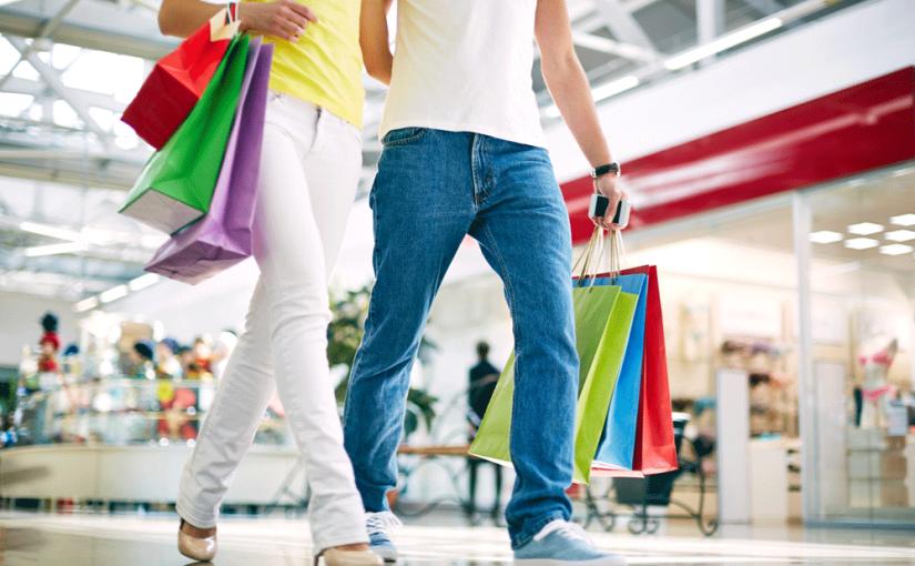 Confiança do consumidorsobe