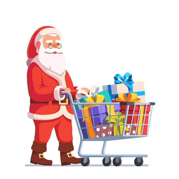 Valor desembolsado, presente mais procurado… Saiba quais são as tendências para as compras de Natal desteano